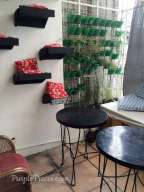 Miao Cat Cafe Review - Balcony