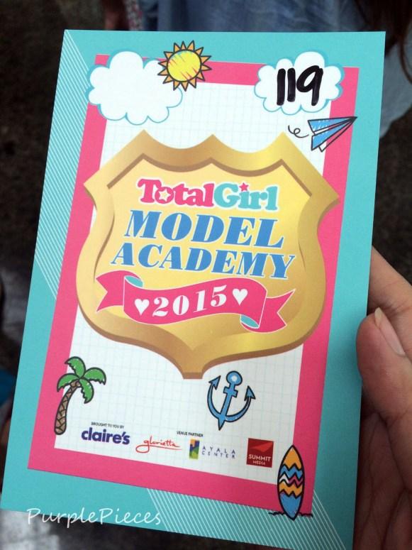 Total Girl Academy Passport