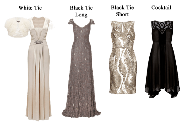 Black Tie for Women