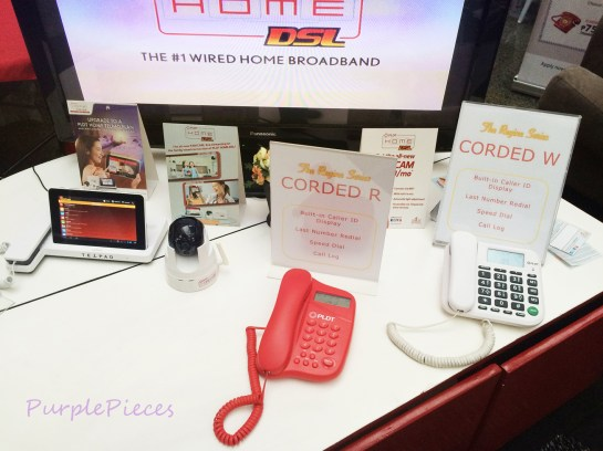 PLDT Home The Regine Series Corded R Corded W Landline
