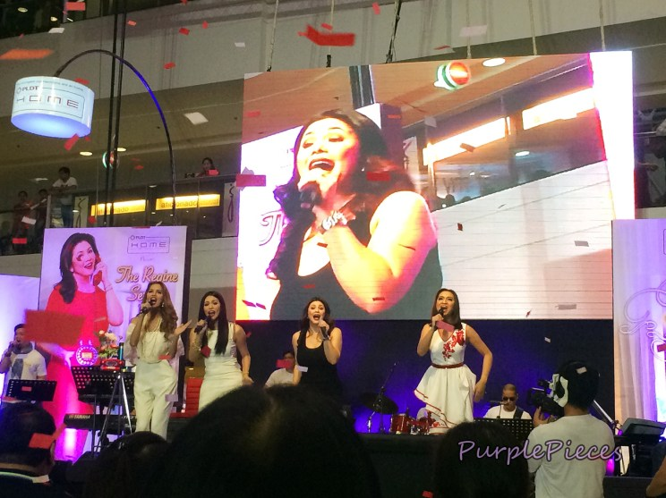 The Regine Series Mall Tour - Finale