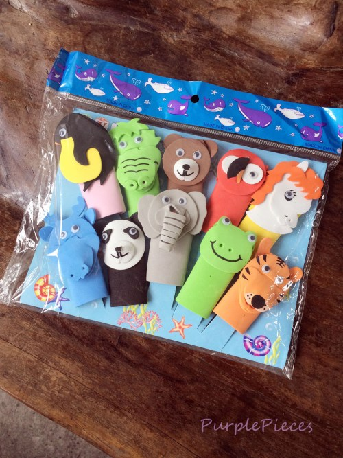Foam Finger Puppets Philippines