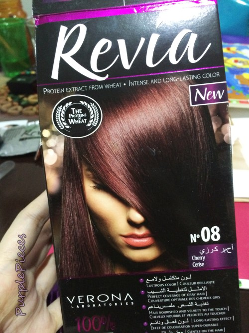 Revia Hair Color
