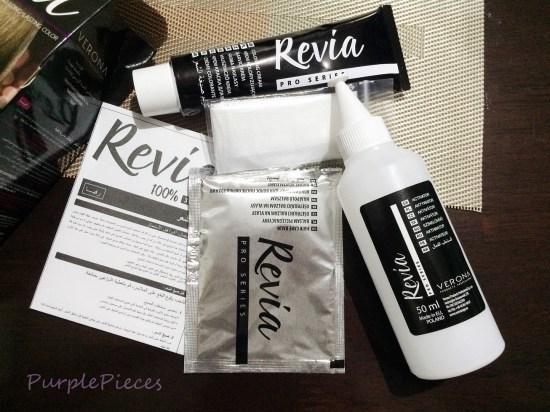 Revia Hair Dye