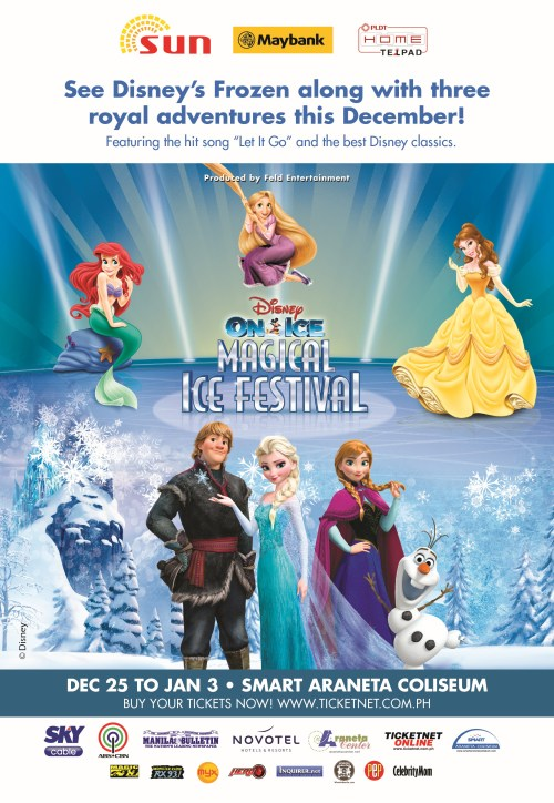 Disney On Ice Magical Ice Festival Philippines