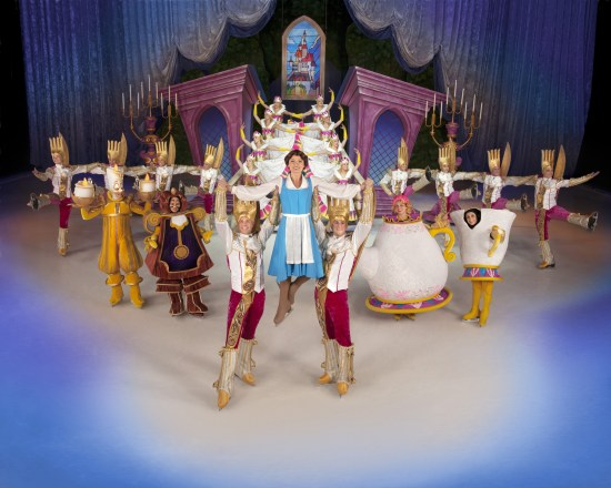 Disney on Ice Magical Ice Festival - Beauty and the Beast