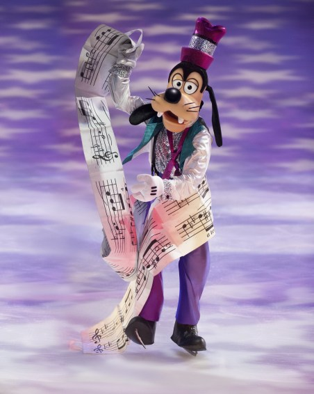 Disney on Ice Magical Ice Festival - Goofy