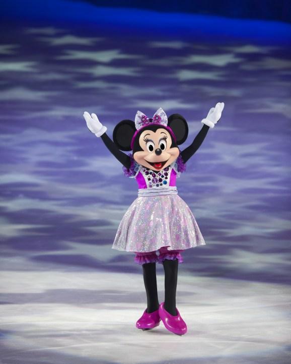Disney on Ice Magical Ice Festival - Minnie
