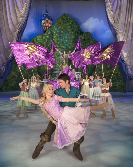 Disney on Ice Magical Ice Festival - Tangled