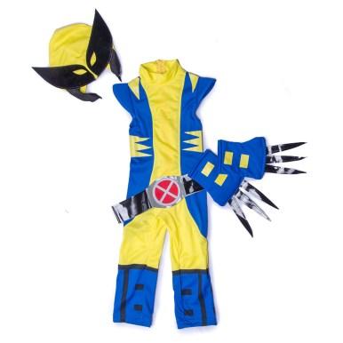 Marvel Wolverine Costume