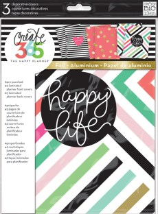 The Happy Planner Decorative Planner Covers Happy Life