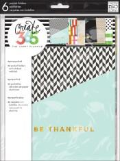 The Happy Planner Pocket Folders