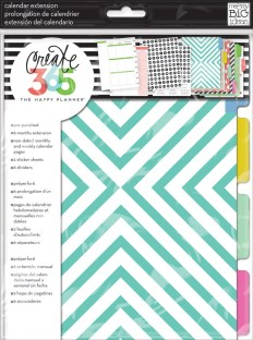The Happy Planner Six Month Extension Pack