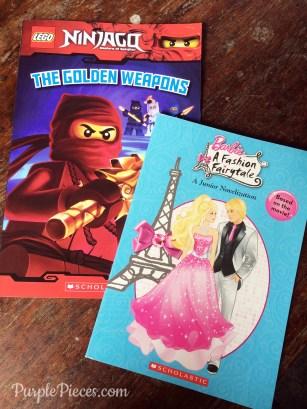 Scholastic Book Sale Summer 2016