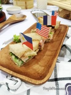 Almon Marina Gourmet Sandwich