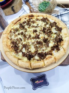 Mr Pizza Bulgogi Pizza
