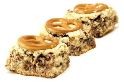 Sigs Smokehouse Caramel Bar with Salted Pretzel