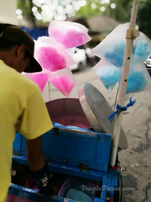 Cotton Candy QC Circle Street Food