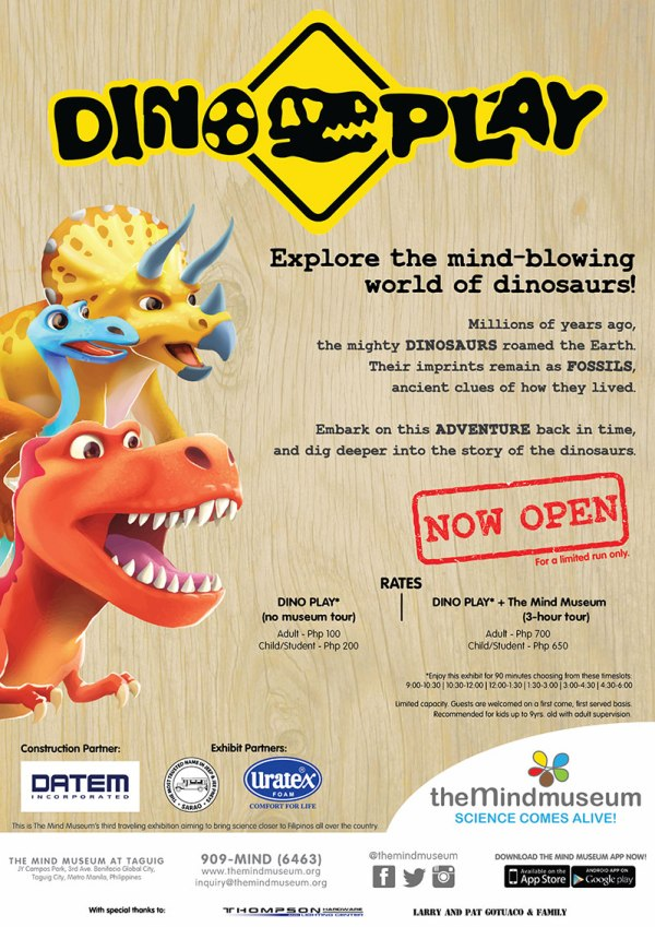 Dino Play_The Mind Museum