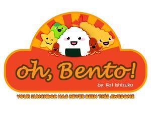 oh, Bento Cafe by Kat Ishizuka