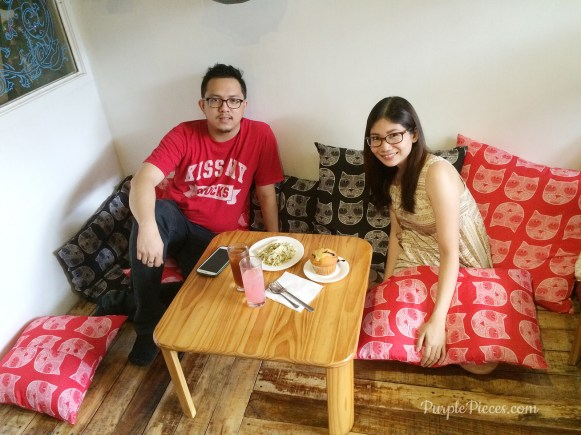 Cat Cafe in QC Philippines