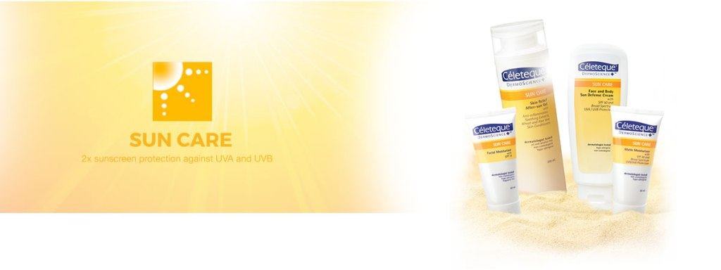Celeteque DermoScience Sun Care