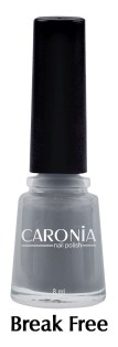 Caronia Break Free Nail Polish