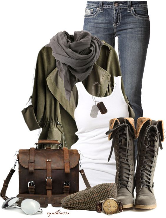 Travel Outfit for Women