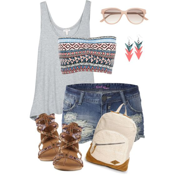 Tribal Summer Outfit