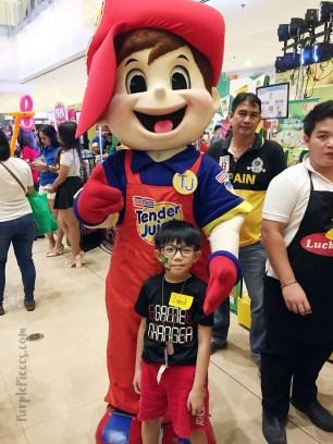 SM Kids City Tender Juicy Mascot