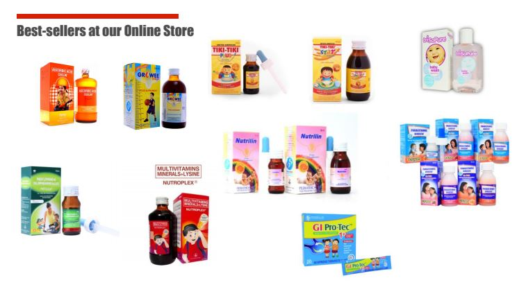 Hey Mom Online Shop Bestsellers