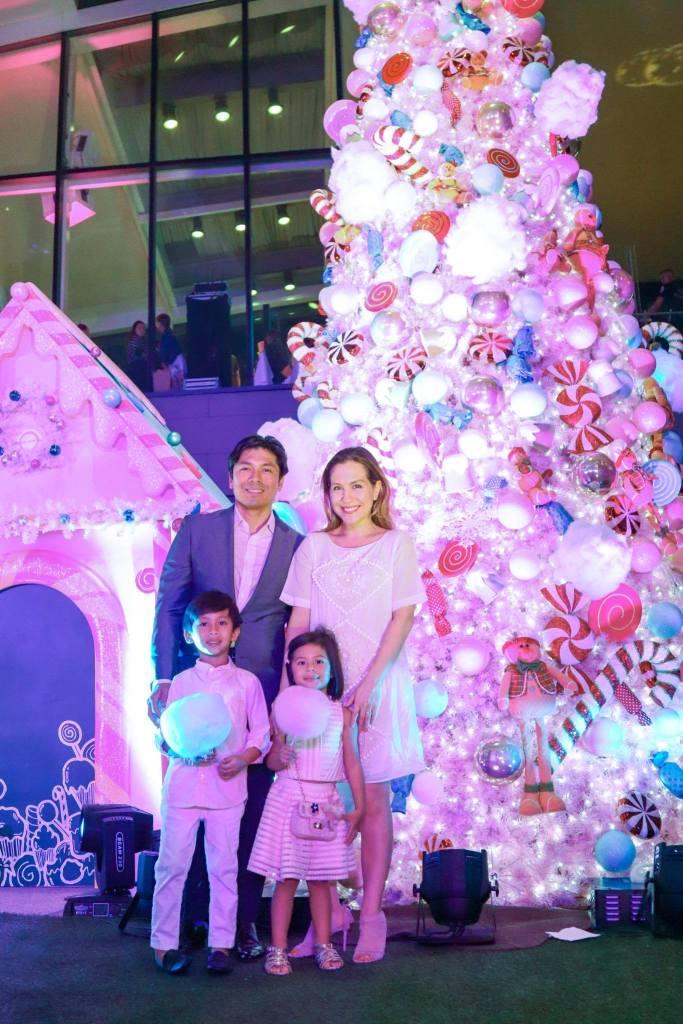 Christmas Tree Lighting Ceremony Century City Mall