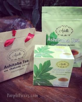 Ashitaba Tea with Chalcone
