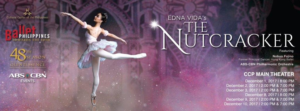Edna Vida's The NUtcracker 2018 Schedule