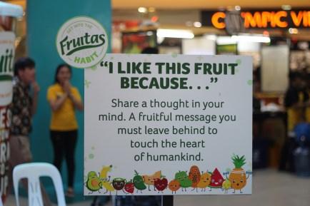 Fruitas Habit Campaign