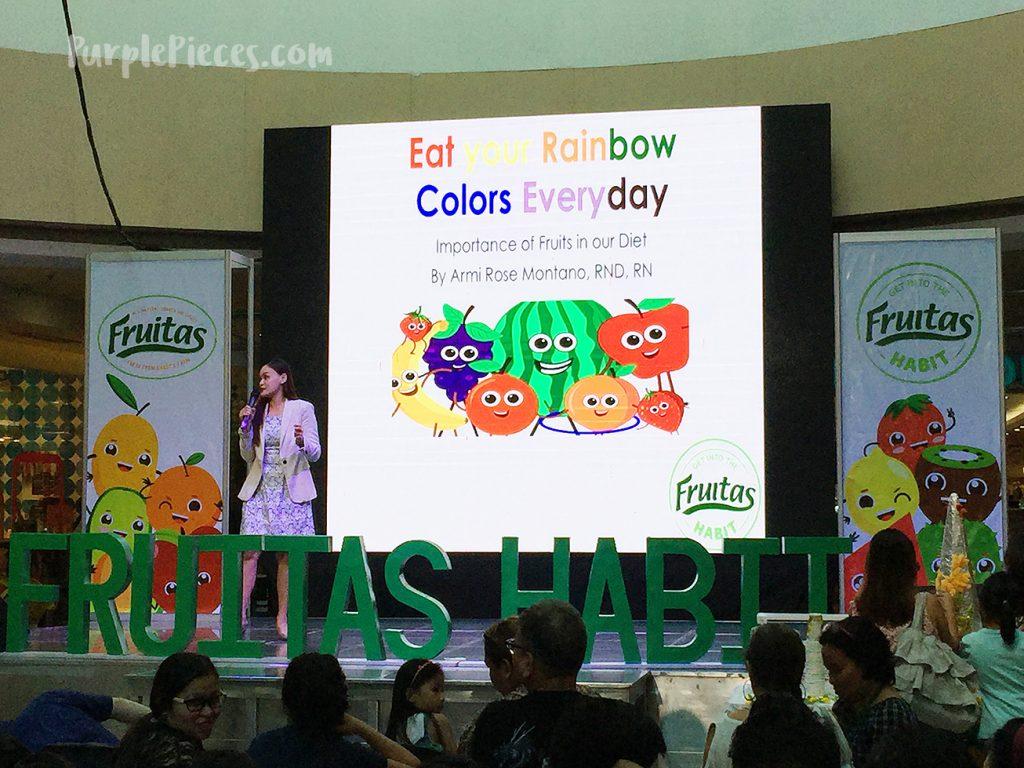 Fruitas Habit Event
