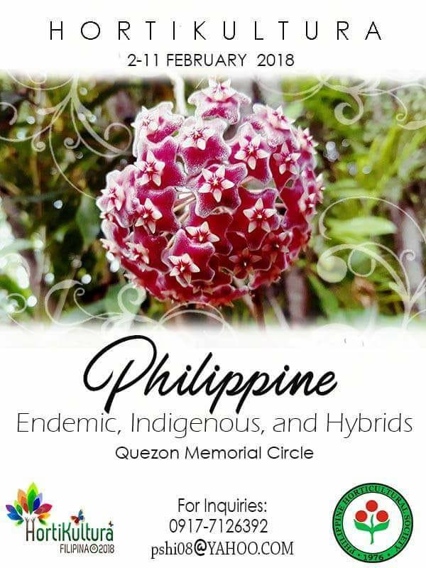 Hortikultura 2018 Quezon Memorial Circle