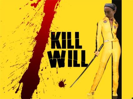 kill will Shirin