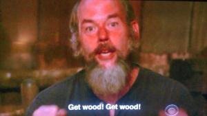 Dan get wood