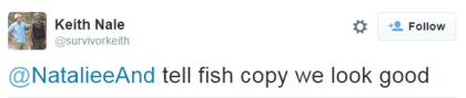 Keith tweet- copy fish