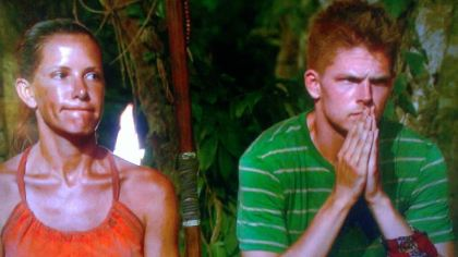 Cambodia- Kelly and Spencer react to Monica vote