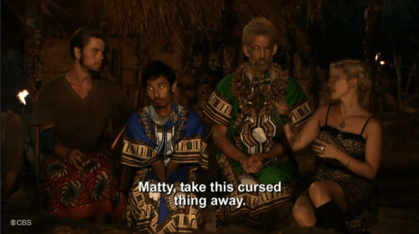 survivor-gabon-sugar-gives-matty-idol
