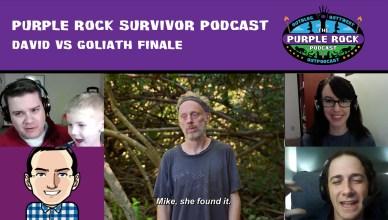 the purple rock survivor podcast the smartest funniest most