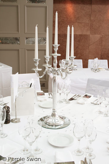 Candelabra Hire  Cumbria  Lake District  Lancashire