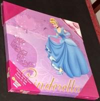Disneys Princess Cinderella Decorative Wall Art Canvas ...