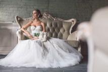 Wedding Dresses Sitting Down