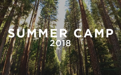 Student Ministries Summer Camp 2018