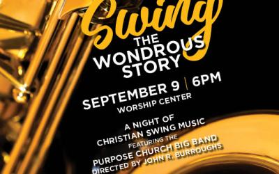 Swing the Wondrous Story Concert