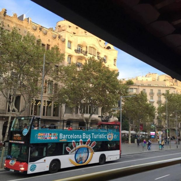 Hop On Hop Off Barcelona