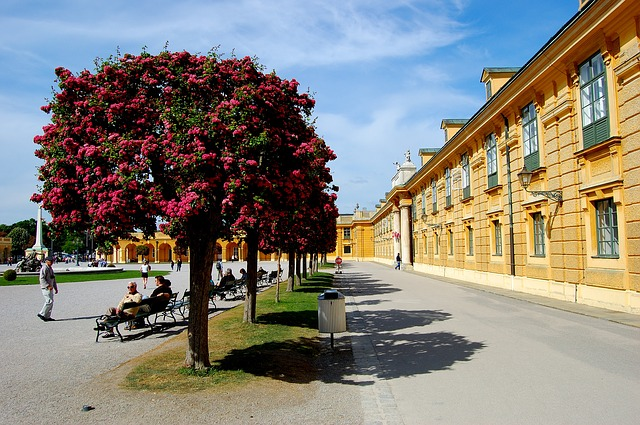 Schönbrunn Palace Districts of Vienna